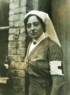 Eerbetoon aan moedige verpleegkundige Rosa Vecht (1881-1915)