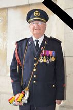 Former bugler Antoon Verschoot dies at the age of 91
