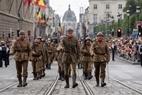 'De Bevrijding' van 1918 herdacht met historische colonne