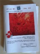 Speciale editie Esense Bode neemt de lezer 100 jaar terug naar WO1 in Esen
