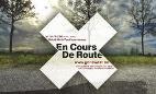 """Bart Lodewijks maakt krijttekeningen tijdens """"En cours de route"""""""