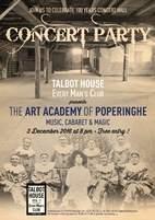 Concert voor 100 jaar Concert Hall