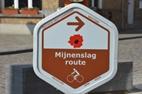 Nieuwe route 'Mijnenslag' is afsluiter van de WOI-fietsroutes