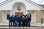 Britse jeugd verrijkt bezoekersbeleving aan CWGC oorlogsgraven in Frankrijk en België