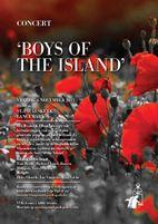 Concert Boys of the Island (Langemark)