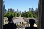Delegatie Last Post Association naar India en Australië voor wapenstilstand