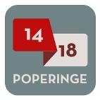 Gratis app Poperinge 14-18 gelanceerd
