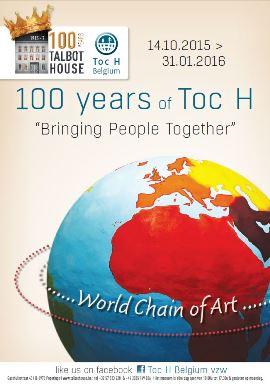 Tentoonstelling 100 jaar Toc H