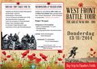 Horeca Nieuwpoort organiseert een West Front Battle Tour