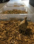 Herbouw het verwoeste Zonnebeke met 25.000 Lego® blokken