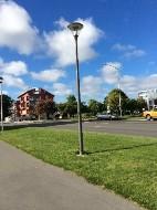 In Nieuw-Zeeland staat er een Ieperse lantaarnpaal