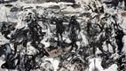 Sam Dillemans schenkt een schilderij aan Stad Ieper