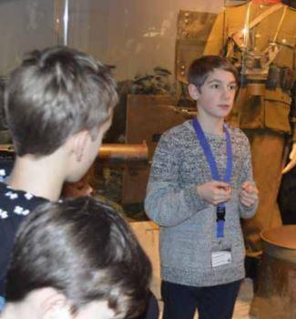 Bezoek het Memorial Museum Passchendaele 1917 met een juniorgids