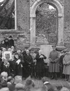 100 Jaar geleden: Nieuwpoort krijgt het Frans oorlogskruis