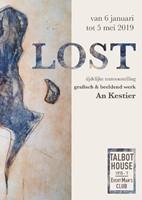 Ann Kestier stelt tentoon in Talbot House