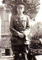 Remembrance VIFF voor Second Lieutenant Edward Revere Osler