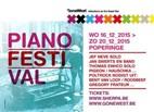 Start ticketverkoop huiskamerconcerten Pianofestival