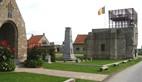 Nationale plechtigheid te Oud-Stuivekenskerke (Diksmuide)