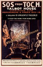Talbot House heeft uw steun nodig