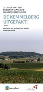 Herdenkingsweekend: De Kemmelberg Uitgepakt