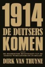 1914 - De Duitsers komen