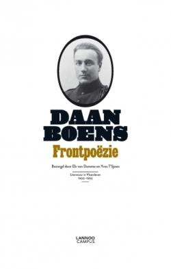 Daan Boens - Frontpoëzie