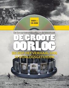 De Groote Oorlog: boek mét interactieve cd-rom