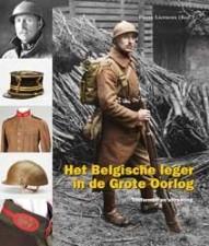 Het Belgische leger in de Groote Oorlog