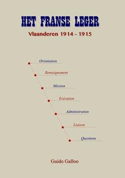Het Franse leger. Vlaanderen 1914-1915