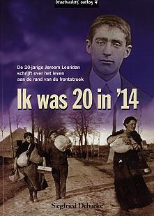 Ik was 20 in 1914