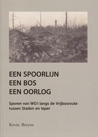 Een spoorlijn, een bos, een oorlog: sporen van WOI langs de Vrijbosroute