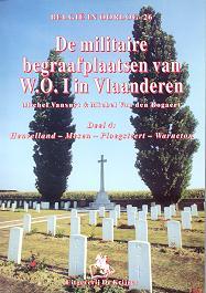 Militaire begraafplaatsen - deel 4
