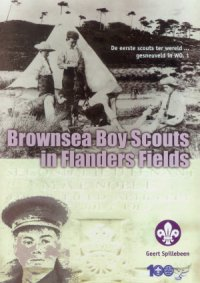 Brownsea Boy Scouts in Flanders Fields