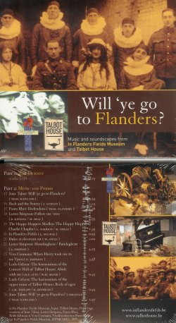 CD Will 'ye go to Flanders?