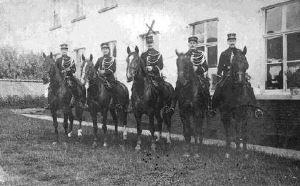 Een gendarme te paard aan het IJzerfront - Het oorlogsdagboek van Hector Souffriau