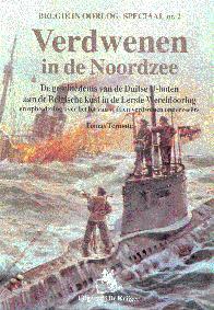 Verdwenen in de Noordzee